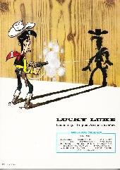 Verso de Lucky Luke -32c79- La diligence