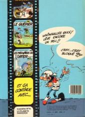 Verso de Les petits hommes -1a1983- L'exode