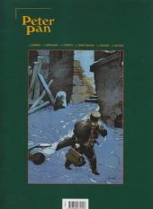 Verso de Peter Pan (Loisel) -3b04- Tempête