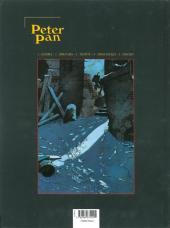 Verso de Peter Pan (Loisel) -4a2002- Mains rouges