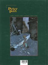 Verso de Peter Pan (Loisel) -5a04- Crochet