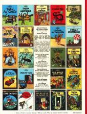 Verso de Tintin (Historique) -2C6- Tintin au Congo