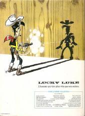 Verso de Lucky Luke -37a82- Canyon Apache