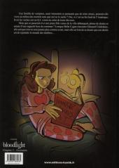 Verso de Bloodlight -1- Frustration