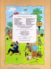 Verso de Tintin (Historique) -3B37- Tintin en Amérique