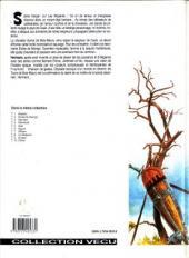 Verso de Les tours de Bois-Maury -2b- Eloise de Montgri