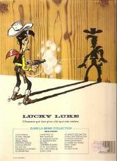 Verso de Lucky Luke -40a85- Le grand duc