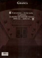 Verso de Les voleurs d'Empires -7a2004- Derrière le masque