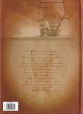 Verso de Le sang du dragon -5- Ce bon vieux Louis !