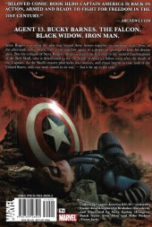 Verso de Captain America (2005) -INT07- The Death of Captain America 2 : the Burden of Dreams