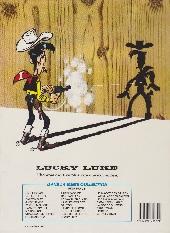 Verso de Lucky Luke -47a84a- Le magot des Dalton