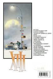 Verso de XIII -10b2007- El Cascador