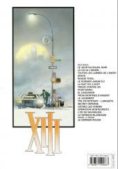 Verso de XIII -9b2007- Pour Maria