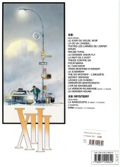 Verso de XIII -7b2008- La nuit du 3 août