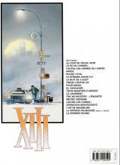 Verso de XIII -6b2006/06- Le dossier Jason Fly