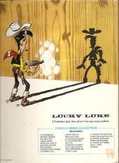 Verso de Lucky Luke -50a83- Sarah Bernhardt