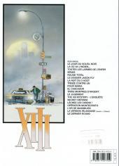 Verso de XIII -12b2007- Le jugement