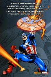 Verso de Marvel (Les grandes sagas) -7- Captain America
