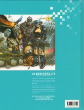 Verso de La dernière vie -1- Tome 1