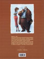 Verso de Vieille Bruyère et Bas de Soie -3- Le Cercueil des Souvenirs