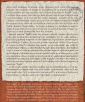 Verso de (AUT) Hergé -192- Hergé archéologue