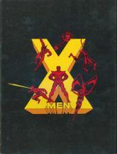 Verso de X-Men (Les étranges) -3- Dieu crée, l'homme détruit