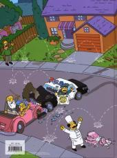 Verso de Les simpson (Jungle !) -5FL- Boing boing Bart !