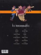 Verso de Les innommables (Série actuelle) -5- Au Lotus pourpre