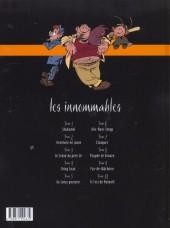 Verso de Les innommables (Série actuelle) -4- Ching Soao