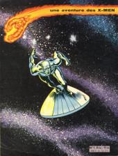 Verso de X-Men (Une aventure des) -1- Ka-Zar