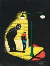 Verso de Araignée (Une aventure de l') -1- Le Bouffon Vert