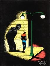 Verso de Araignée (Une aventure de l') -4- Le retour de Morbius