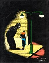 Verso de Araignée (Une aventure de l') -5- Le cirque infernal