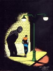 Verso de Araignée (Une aventure de l') -7- Mystério et les Exécuteurs