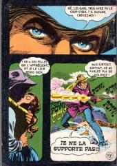 Verso de Bat Lash -3- La fille de Bat Lash