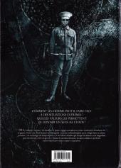Verso de Le temps du rêve (Antoni/Ormière) -1- Gallipoli