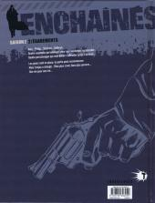 Verso de Enchaînés -6- Égarements