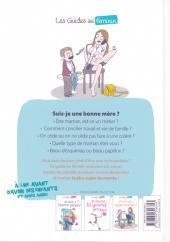Verso de Les guides au féminin -3- Je suis une super maman !