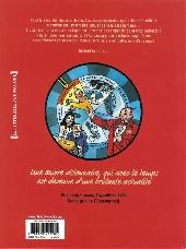 Verso de Les poissart -HS- La saga des Poissart - La Genèse