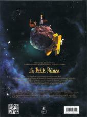 Verso de Le petit Prince - Les Nouvelles Aventures -1- La Planète des Éoliens