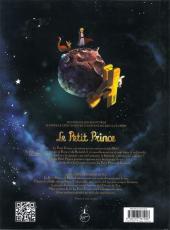 Verso de Le petit Prince - Les Nouvelles Aventures -2- La Planète de l'Oiseau de feu