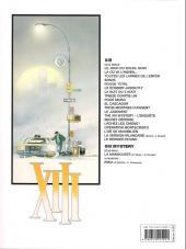 Verso de XIII -16a2008- Opération Montecristo