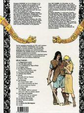 Verso de Thorgal -1b90- La Magicienne trahie