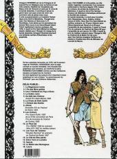 Verso de Thorgal -6a1990- La chute de Brek Zarith