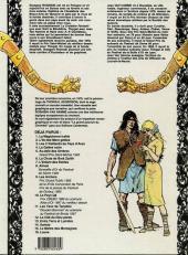 Verso de Thorgal -7a1990- L'enfant des étoiles