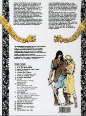 Verso de Thorgal -8a91- Alinoë