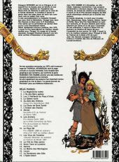 Verso de Thorgal -15a1992- Le maître des montagnes