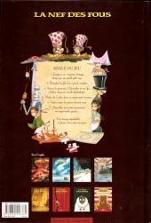 Verso de La nef des fous -5a- Puzzle