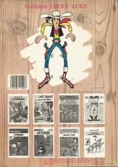 Verso de Lucky Luke -1b1983- La mine d'or de Dick Digger