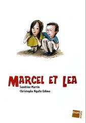 Verso de Marcel et Léa